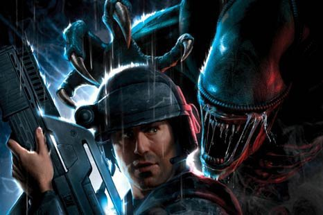 Alien Colonial Marines