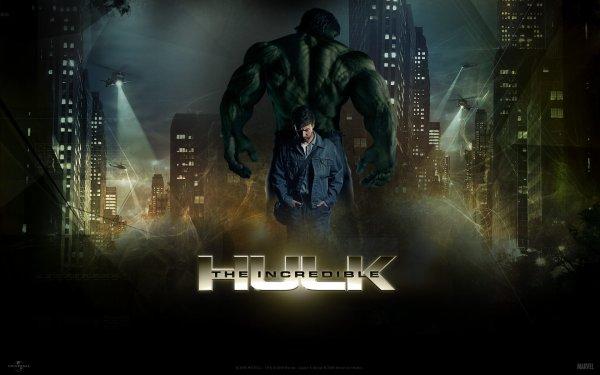 les differents hulk dans les films
