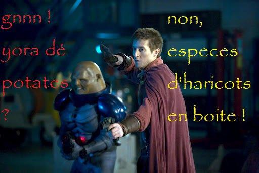 la soirée doctor who partie 2  : les SONTARIENS