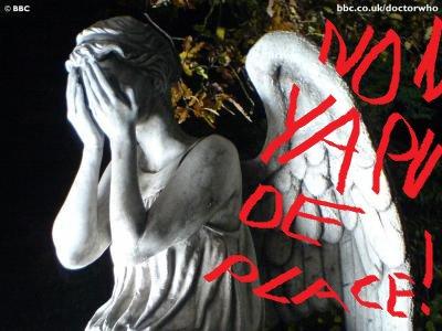 la soirée doctor who partie 3 : les anges PLEUREURS
