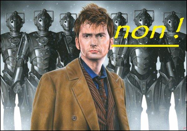 la soirée doctor who partie 4  : les CYBERMEN