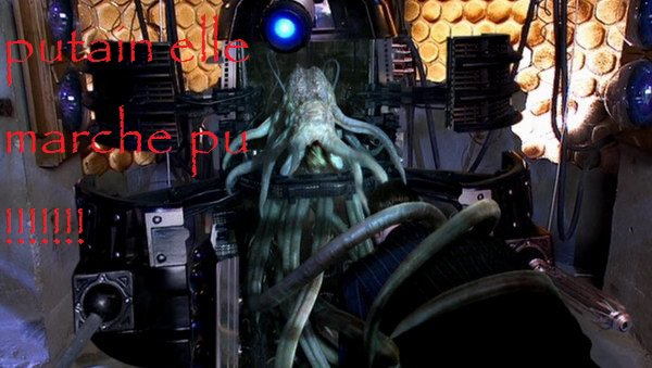 la soirée doctor who partie 5  : les DALEKS
