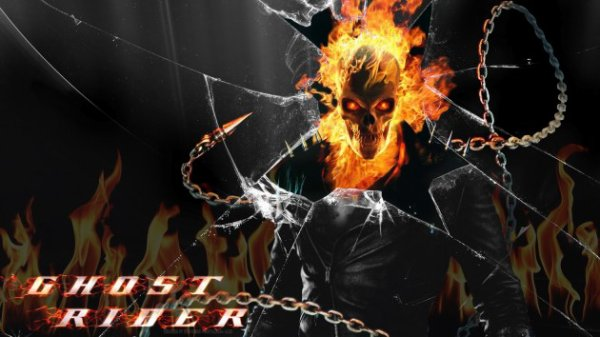 GHOST RIDER !! L'ESPRIT DE VENGEANCE !!!!!