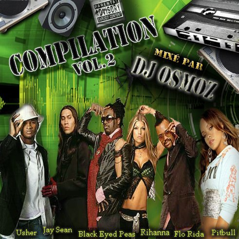 Mixtape Compilation Vol 2 Dj Osmoz