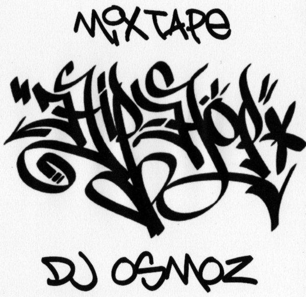 Mixtape Hip-Hop Dj Osmoz