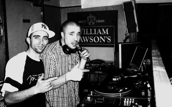 Dj Notilus & Dj Osmoz Havana Pub (2007)