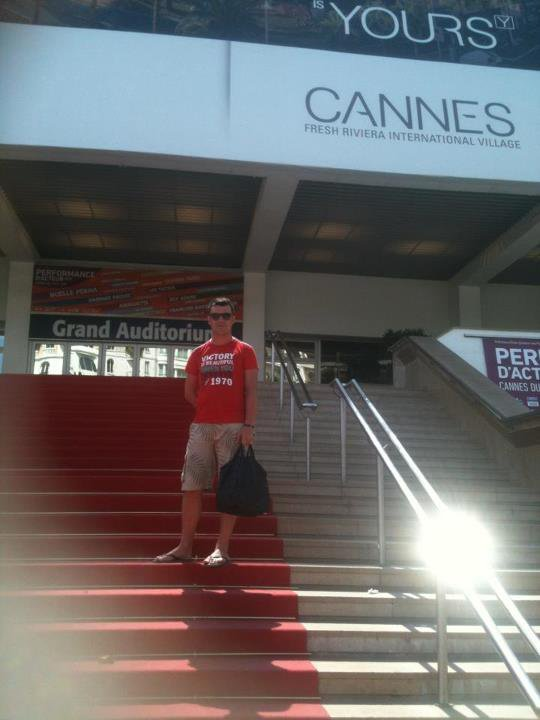Vacance a CANNES (juin 2012)