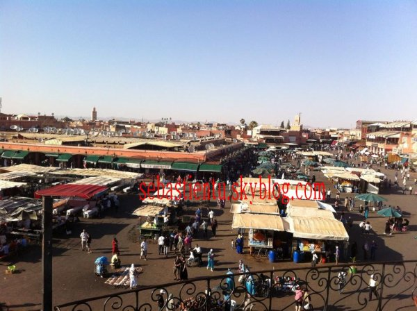 Vacance Marrakech ( Mai 2014)