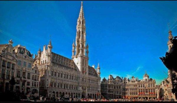 Week end à Bruxelles ( 3 au 5 Avril 2015 )