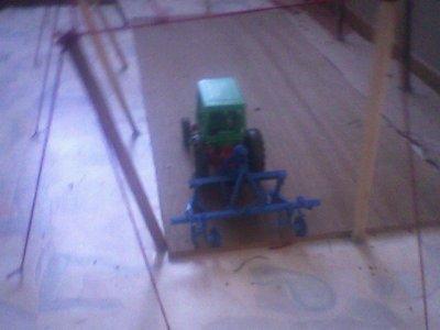 machine expret pour le chamd de houblon