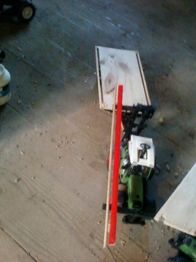 machine ah aracher le houblon en construction ah burg