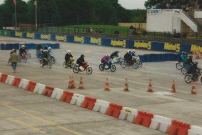Coupes moto légende 1994 à Monthléry