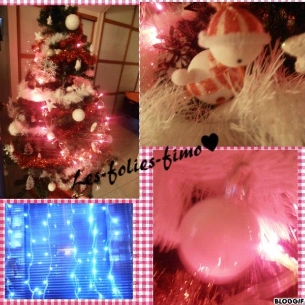 Mon sapin de Noel!