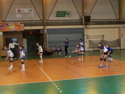 moi au volley