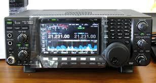 NOUVEAU TX ICOM IC7600 LE TOP DU TOP !!!