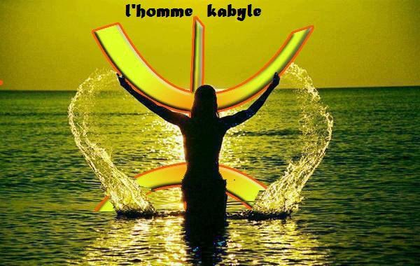 l'homme kabyle