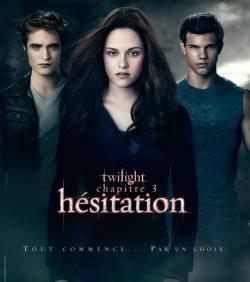 Twilight 1 - 2 & 3.