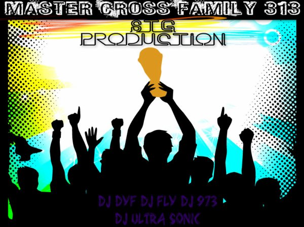 M.C.F313 Production / DanceHall Crazy Mix 2014 (DJ Fly313 Feat DJ Ultra Sonic) (2014)