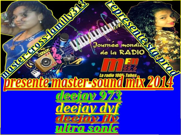 Ultra Sony Prod / Brega Mix 2k14 (M.C.F313 Prod) (2014)