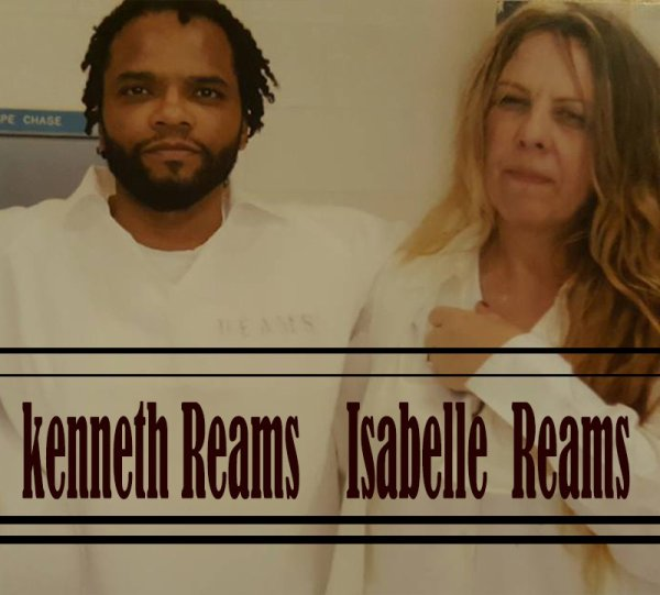 kenneth reams et isabelle reams ,,,