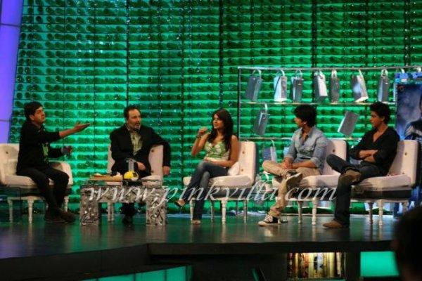 Shahid Kapoor, Priyanka Chopra & Shahrukh Khan au NDTV Greenathon