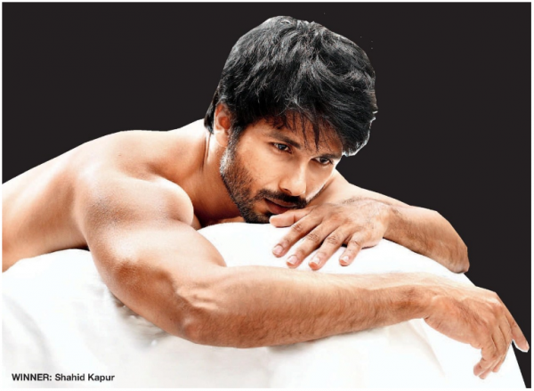 Nouvelle Photo de Shahid Kapoor