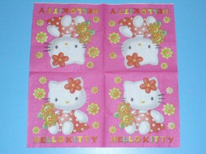 Des nouvelles serviettes