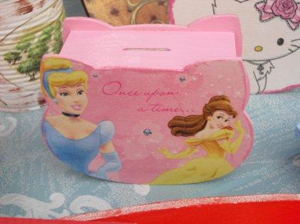 "Tirelire "" Princesse"""