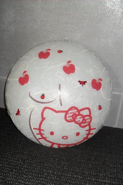 """Plafonnier """"Hello Kitty"""""""