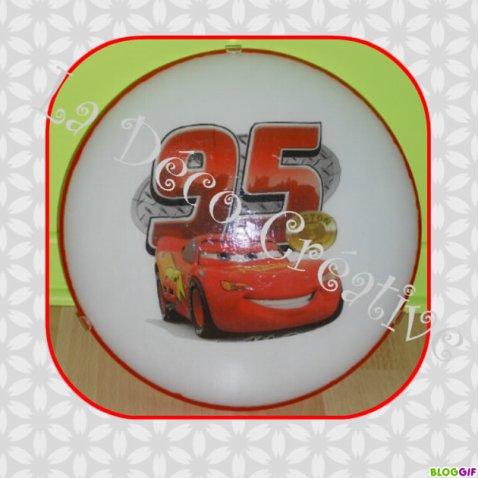 Plafonnier CARS