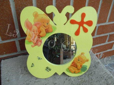 Miroir Papillon WINNIE