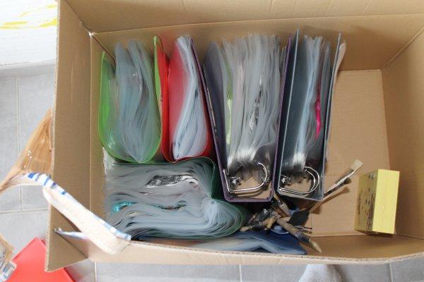 paquet de serviettes ou carton de serviettes