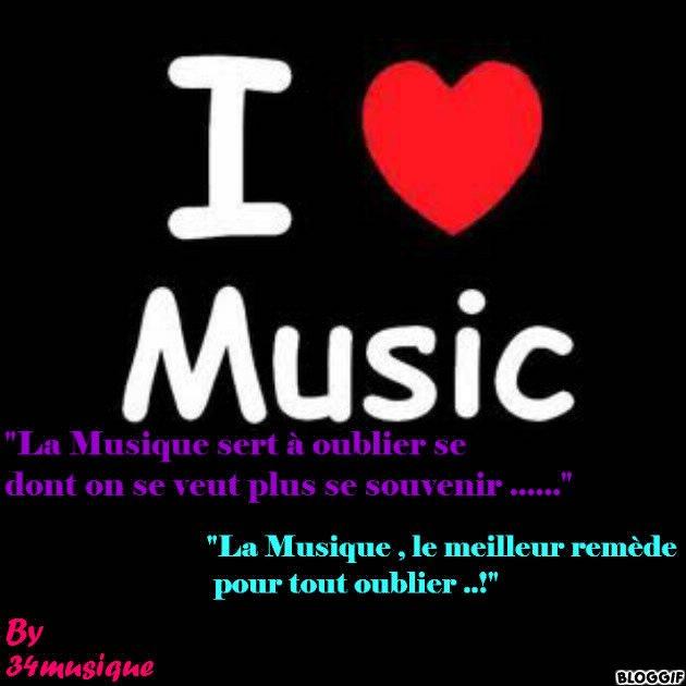 Ici , les musique tendances et qui permettent de tout oublier ...