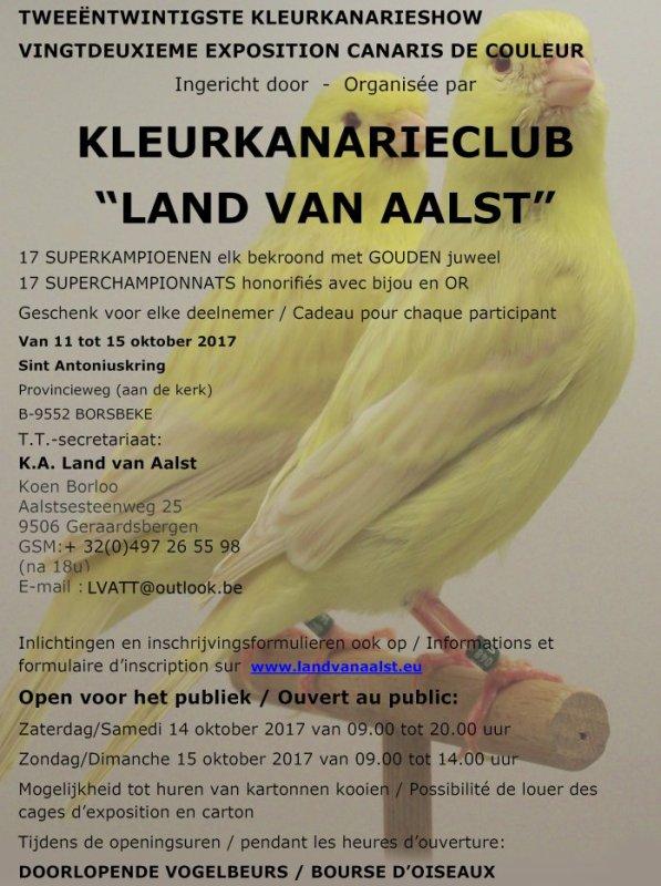 Show 2017 Land van Aalst