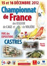 championnat de france UOF 2012 A CASTRE