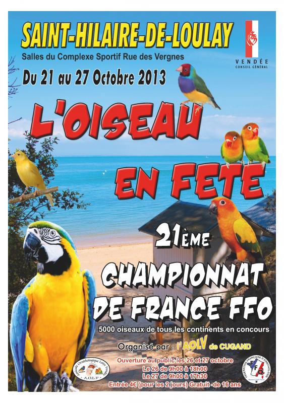championnat de france ffo