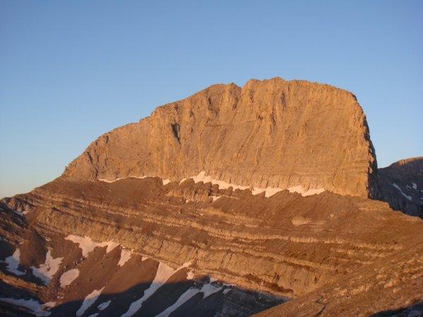 Olympus Mountain..