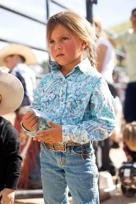 petite cowgirl
