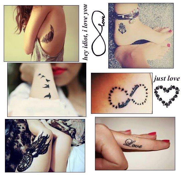 tatouages *-* <3
