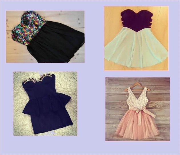 sélection de robes *-*