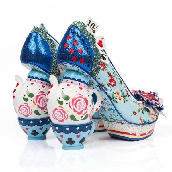je ces pas pourquoi mais j'aime ces chaussure x)