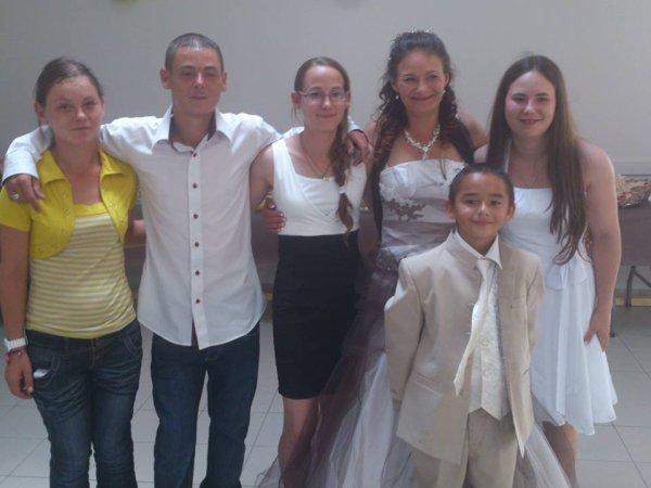 mariage de ma 1ere fille