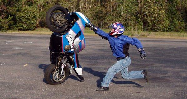 pauly sherer stunt