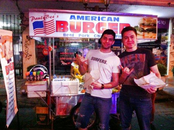 Paulybee's American Burger - Bangkok une nouvelle aventure partie 2