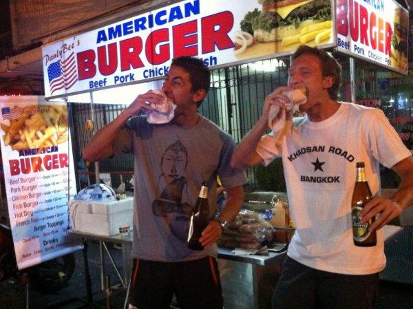 Paulybee's American Burger - Bangkok une nouvelle aventure partie 3