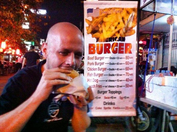 Paulybee's American Burger - Bangkok une nouvelle aventure partie 4