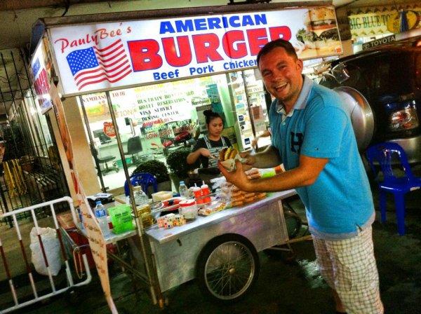 Paulybee's American Burger - Bangkok une nouvelle aventure partie 6