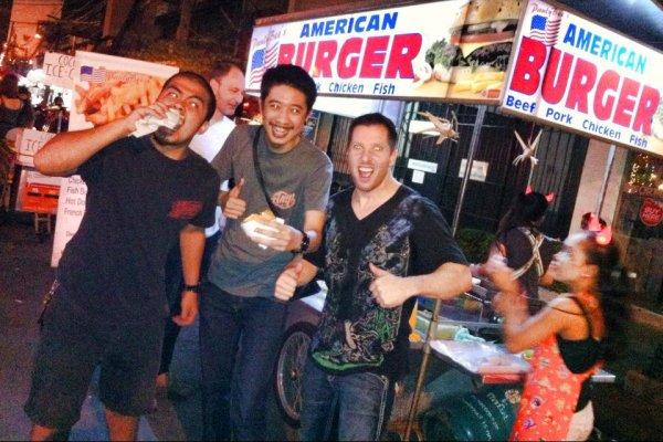 Paulybee's American Burger - Bangkok une nouvelle aventure partie 9