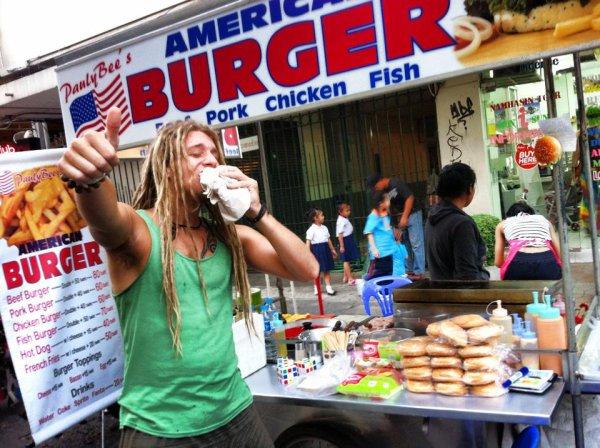 Paulybee's American Burger - Bangkok une nouvelle aventure partie 10