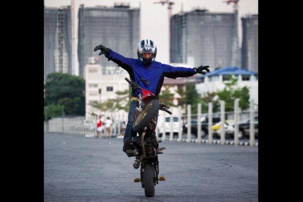 Bangkok une nouvelle aventure stunt